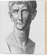 Caligula (12-41 A.d.) Wood Print