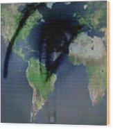 Call Of The Earth Wood Print