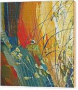 Call Of The Sun Wood Print