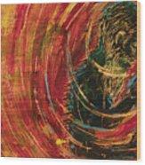 Call To Prayer - Bgctp Wood Print