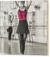 Camaguey Ballet 1 Wood Print