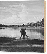 Cambodia: Angkor, 1960 Wood Print