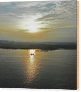 Cambodian Sunsets 3 Wood Print