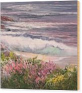 Cambria Spring Wood Print