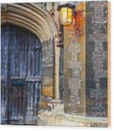 Cambridge 1 Wood Print