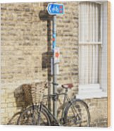 Cambridge Bikes 5 Wood Print
