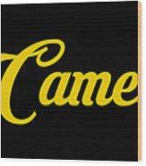 Camel-01 Wood Print