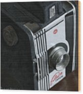 Camera Wood Print