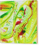 Cameron's Dragon Wood Print