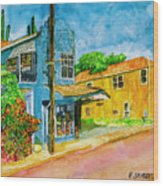 Camilles Place Wood Print