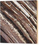 Camoflage Wood Print