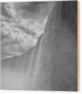 Canadian Niagara Falls Wood Print