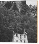 Canal House 33 Wood Print