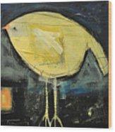 Canary Wood Print