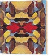 Cancon Wood Print