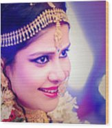 Candid Wedding Photography Pronojit Click Wood Print