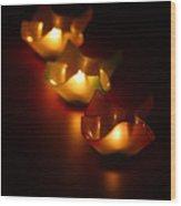 Candleworks Wood Print