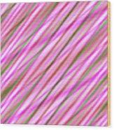 Candy 2 Wood Print