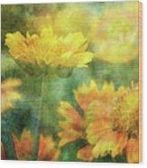 Candy Corn 2770 Idp_2 Wood Print
