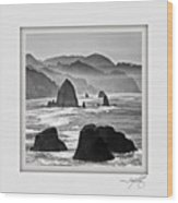 Cannon Beach 1 Wood Print