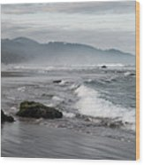 Cannon Beach 6231 Wood Print