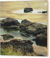 Cannon Beach, Oregon 2 Wood Print