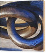 Cannon Rings Wood Print