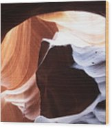Canyon-2 Wood Print