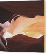 Canyon-3 Wood Print