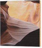 Canyon -4 Wood Print