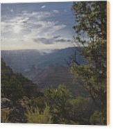 Canyon Afternoon Wood Print