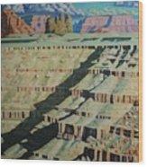 On The Banks Of The San Juan Wood Print