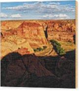 Canyon De Chelly 2 Wood Print