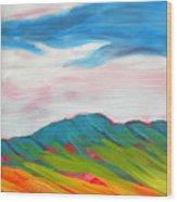 Canyon Dreams 10 Wood Print