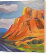 Canyon Dreams 12 Wood Print