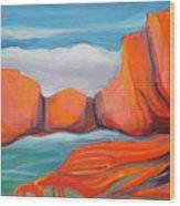 Canyon Dreams 14 Wood Print