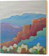 Canyon Dreams 20 Wood Print