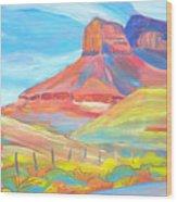 Canyon Dreams 21 Wood Print