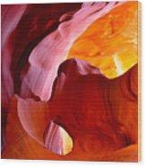 Canyon Dreams 4 Wood Print