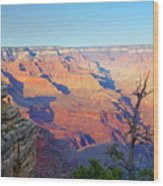 Canyon Grandeur  Wood Print