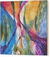 Canyon Sunrise Wood Print