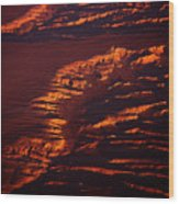Canyonland From 36k Wood Print