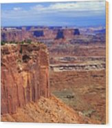Canyonlands 4 Wood Print
