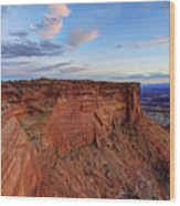 Canyonlands Delight Wood Print