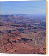 Canyonlands National Park No. 1 Wood Print