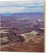 Canyonlands National Park, Utah Wood Print