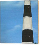 Cape Canaveral Lighthouse Wood Print