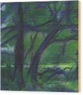 Cape Cod tranquility Wood Print