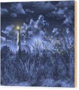 Cape Hatteras Lighthouse 2 Wood Print