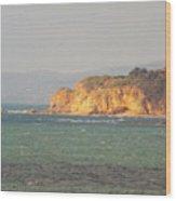 Cape Nelson Australia Wood Print